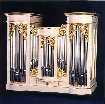 Bach 2000 Continuo Organ