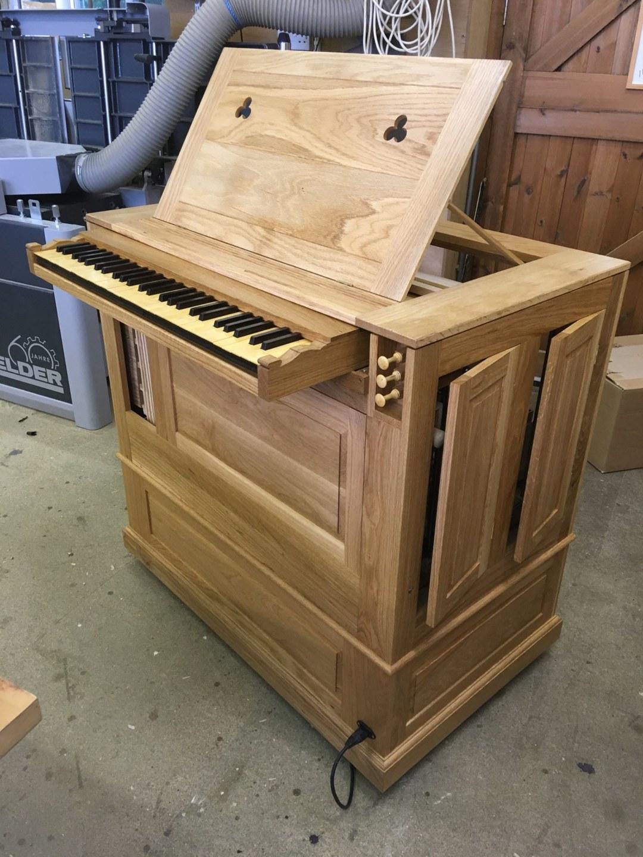 Guildhall Chamber Organ