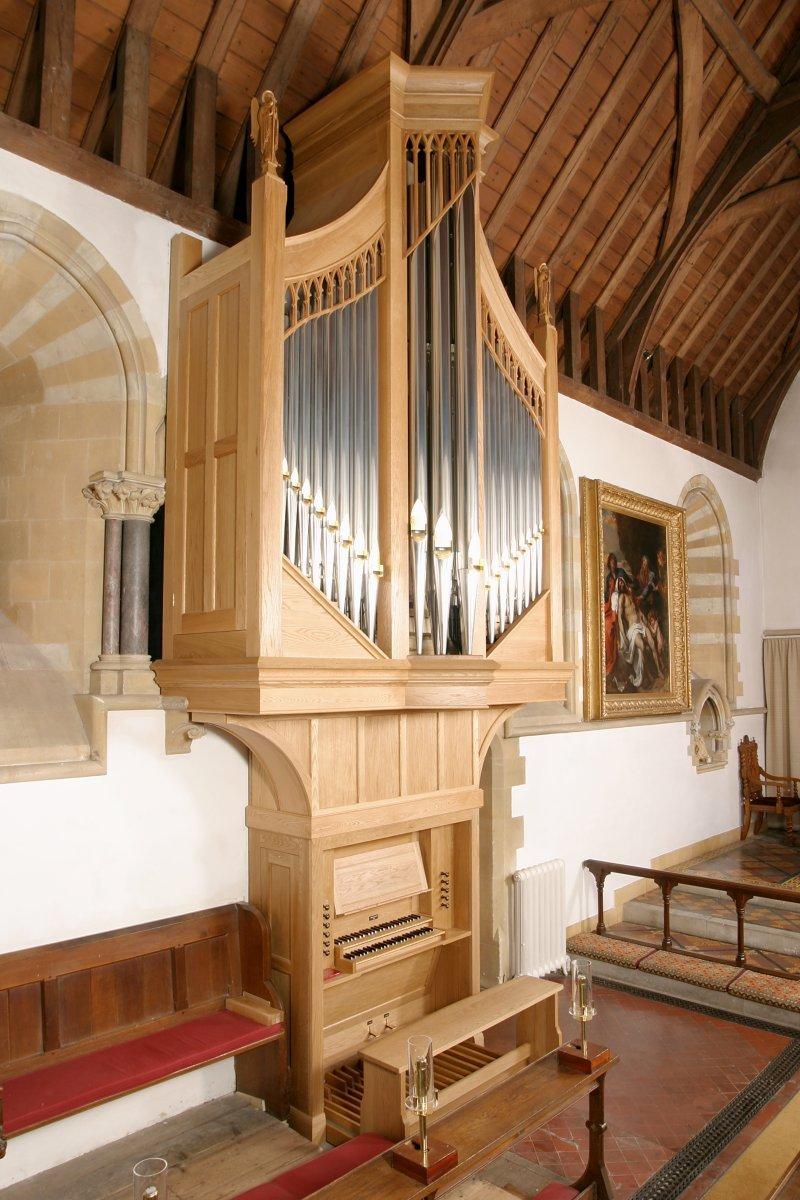 Streatley Organ