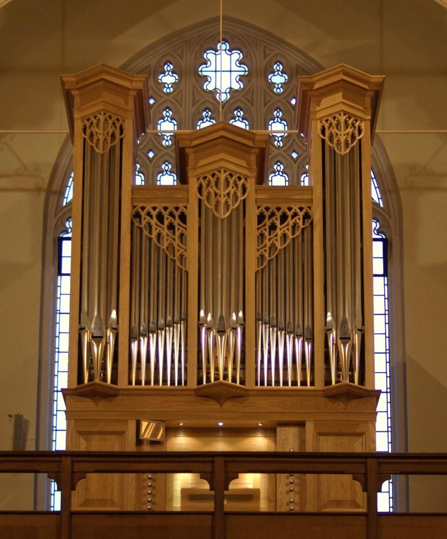Wanstead Organ
