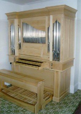 4-stop Practice Organ
