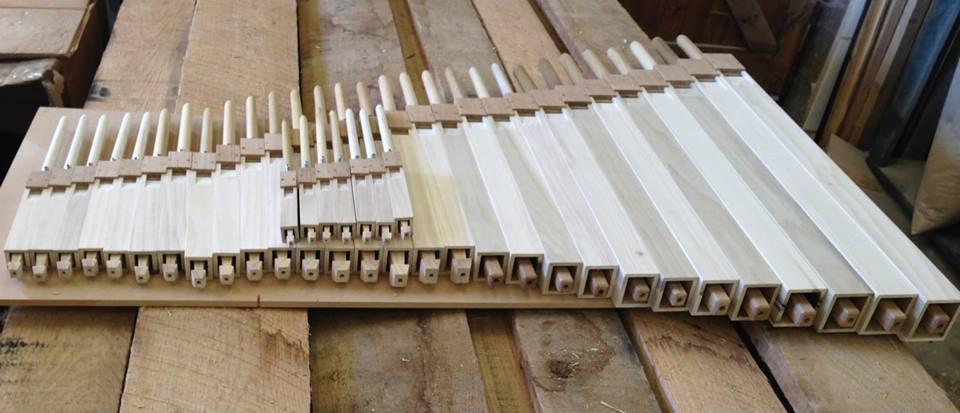 4 foot chimney flute