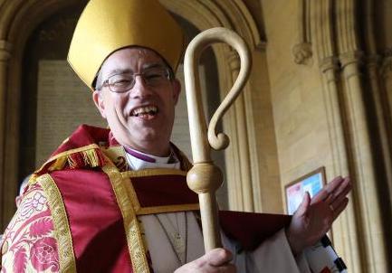 Bishop of Oxford Dr Steven Croft