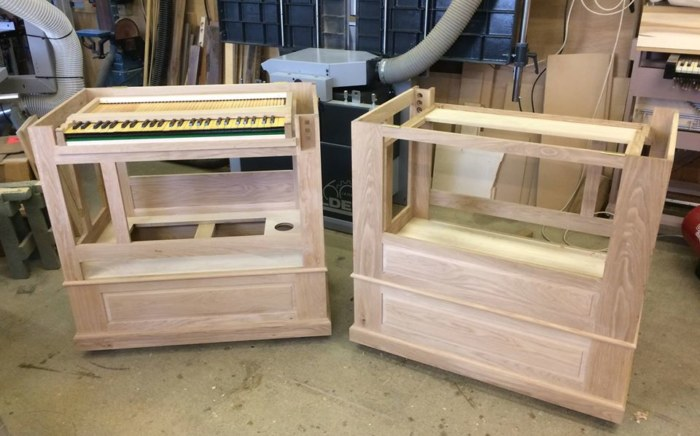 A Brace of Continuo Organs