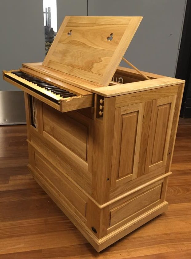 Guildhall School Of Music Continuo Organ