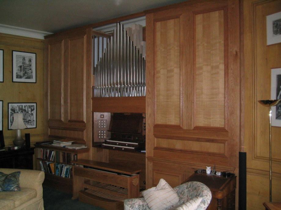 Albany Organ 1