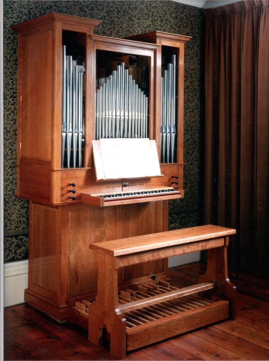 Berg:4-stop house organ